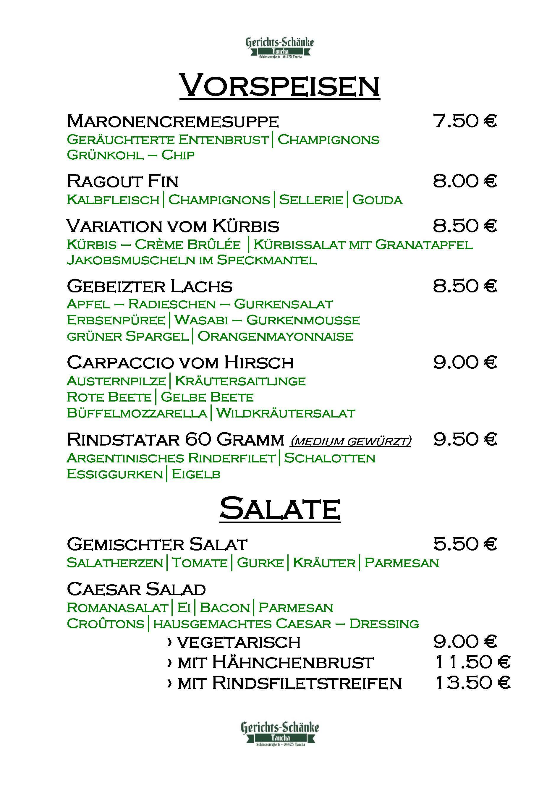 Menükarte Gerichtsschänke Taucha_Seite_1