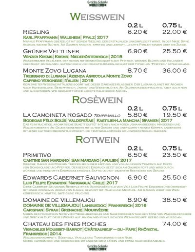 WeinkarteTaucha