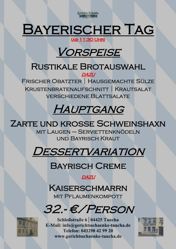 17.10.2021 Bayerischer Tag